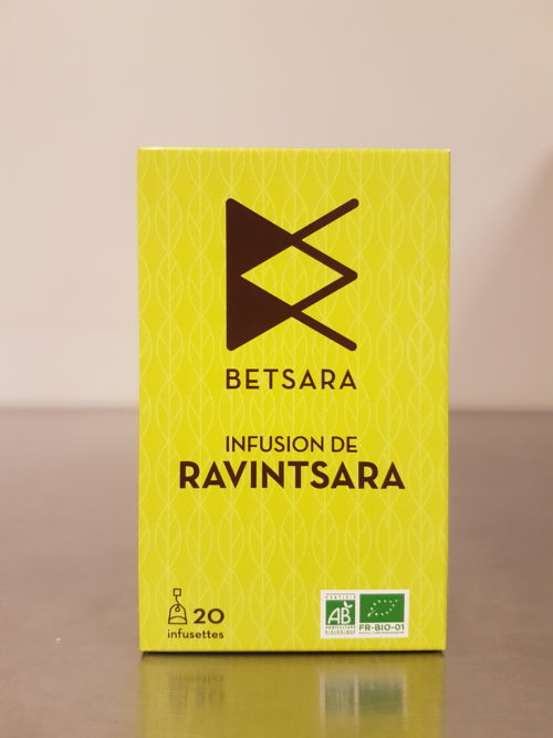 Ravintsara herbal tea